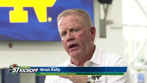 Coach Kelly discusses bringing the team back to elite status